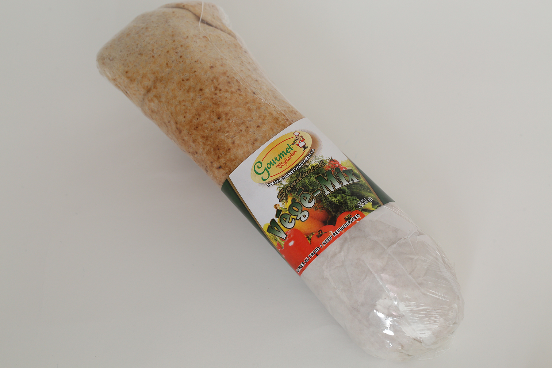Mix-Vege Sandwich