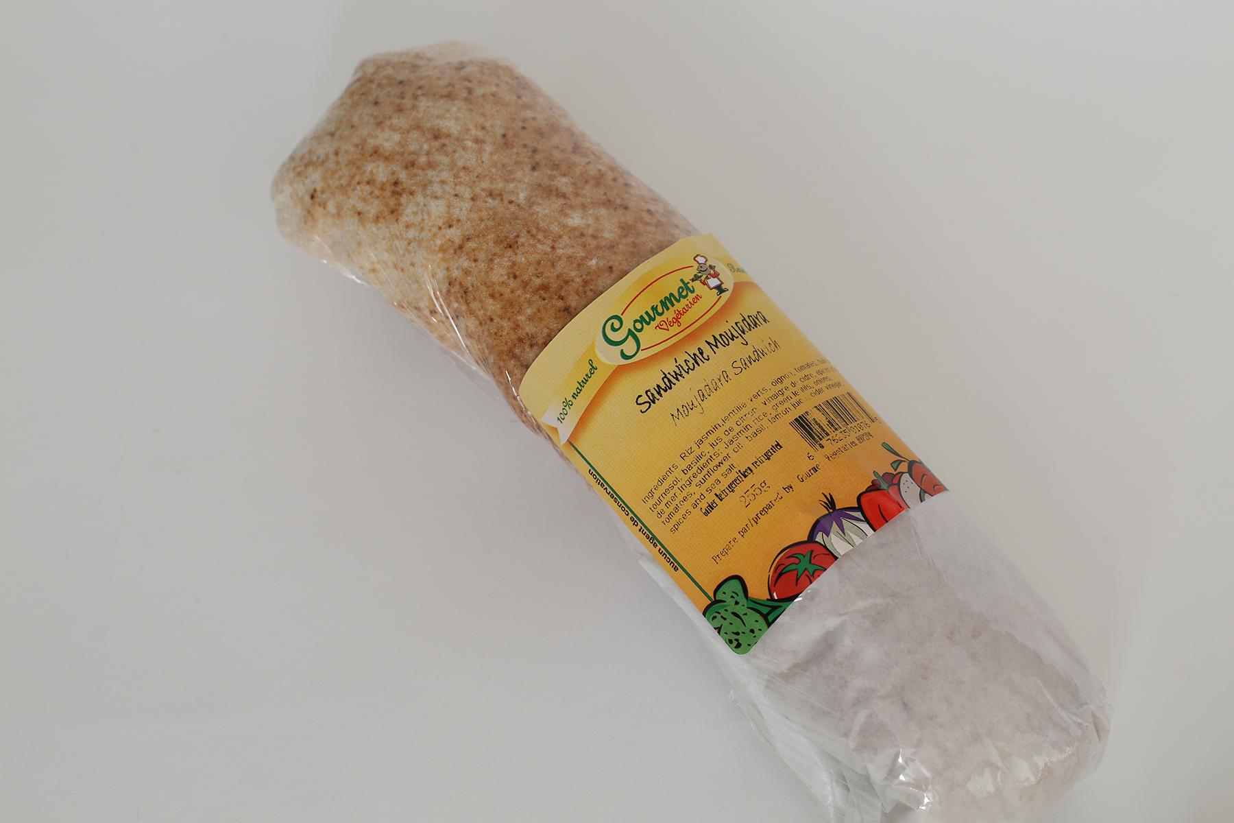 gourmet » Vegetarian sandwiches