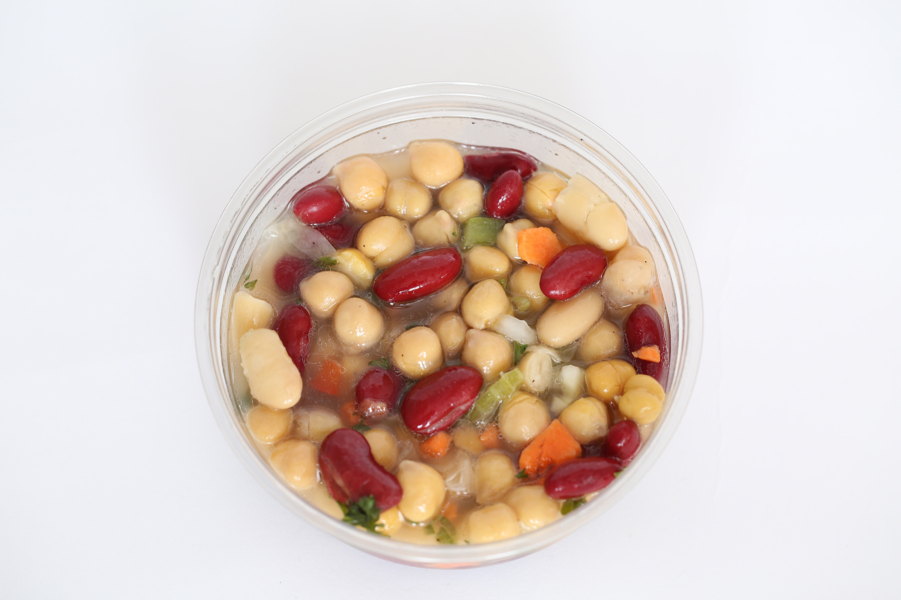 3 Beans Salad